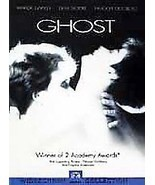 NEW DVD Ghost: Patrick Swayze Demi Moore Whoopi Goldberg Tony Goldwyn Sc... - ₨467.57 INR