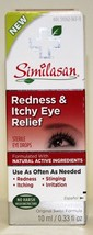 Similasan Redness and Itchy Eye Relief 10 ml - $9.85