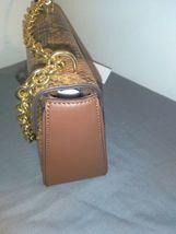 New Calvin Klein Snake Lock Shoulder Bag python-print crossbody H9DES9ZF $248.00 image 4