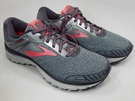 Brooks GTS 18 Size 10 M (B) EU 42 Women's Running Shoes Gray Pink 1202681B079