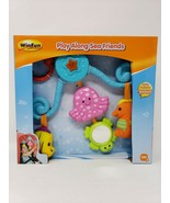 Win Fun Play Along Sea Friends Infant Toy - New - $24.99