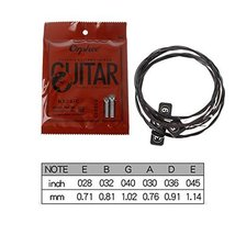 Orphee Color Copper Acoustic/Electric/Classic Guitar String (RX15-C) - $5.93