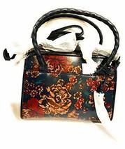 Patricia Nash Small Paris Fall Tapestry Satchel image 3