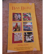 Bas Bleu Catalog Books, Gifts, Accessories Literary Women Winter 2005 VG+ - $11.99