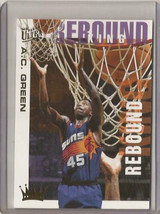 1994-95 A.C. Green Fleer Ultra Rebound King #2 Basketball Card - $5.95