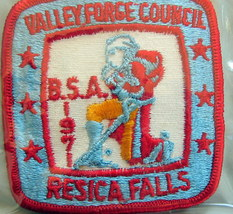 BOY SCOUT 1971 Resica Falls  Valley Forge Council  - $9.18