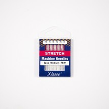 Klasse Stretch 75/11, 6 Needles-Bundle of 30 Needles - $11.87