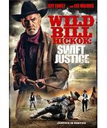 Wild Bill Hickok: Swift Justice DVD - $2.00
