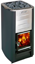Harvia M3 Woodburning Sauna Stove with 2 Boxes of Lava Rocks - $782.10