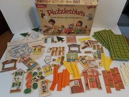 Playskool Richard Scarry's Puzzletown Lowly Worm's Rail & Roadway Set E ... - $60.73