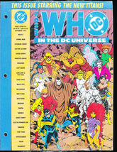 Who's Who in the DC Universe # 14 (Nov. 1991) - $6.50