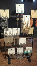 New & High End Designer Earrings - #6 Lot of 11... - $24.00