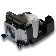 Sanyo 610-345-2456 6103452456 Lamp In Housing For Projector Model PLCXW200K - $32.89