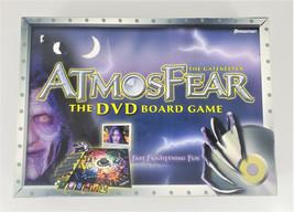 AtmosFear The GateKeeper DVD Board Game 2004 Pressman Complete  - $66.50