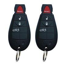 Key Fob Compatible for 2008-2010 Chrysler 300 2008-2012 Dodge Challenger 2008-20 image 7