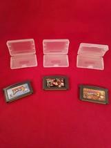 GBA Donkey Kong Country Trilogy 1 2 & 3 Nintendo Game Boy Advance Bundle - $11.38+