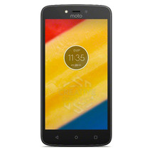 Motorola Moto C Plus 4G LTE Unlocked XT1723 Quad Core 16GB Black Global ... - $95.54