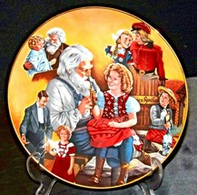 "The Shirley Temple Classics Commemorative Plate ""Heidi"" AA20-CP2268 Vintage"