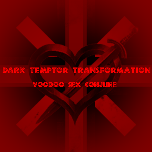"Primary image for TEMPTOR TRANSFORMATION ""Sex Lord"" DARK VOODOO CAST - FORCEFUL - NAUGHTY"
