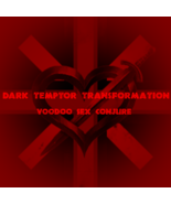 "TEMPTOR TRANSFORMATION ""Sex Lord"" DARK VOODOO CAST - FORCEFUL - NAUGHTY  - $59.00"
