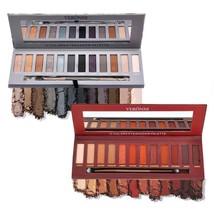 Eyeshadow Palette Matte Shimmer Eye Shadow Makeup  Long Lasting Cosmetic... - $11.72+