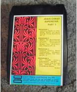 Jesus Christ Superstar Part 1   8 Track Cartridge Tape  (RP) - $6.50