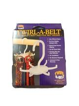 Evriholder, Twirl A Belt, The Worlds Most Practical Belt Holder White, O... - $9.95
