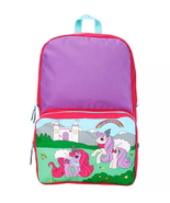 "Stranger Things 16"" My Little Pony Backpack Pink/Purple NWT - $29.67"