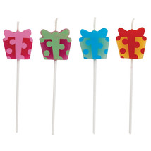Candles Molded Pick Sets Presents/Case of 48 - ₨3,808.88 INR