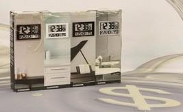Marathon CL030025BK Commercial Grade Jumbo Atomic Wall Clock 6 Time Zone... - $49.49