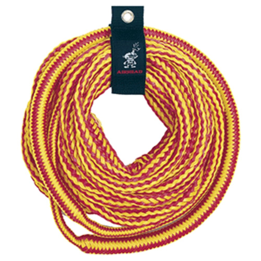 AIRHEAD 4 Rider Bungee Tube 50 Tow Rope