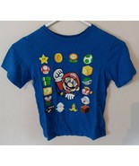 Super Mario t-shirt size youth small - $19.31