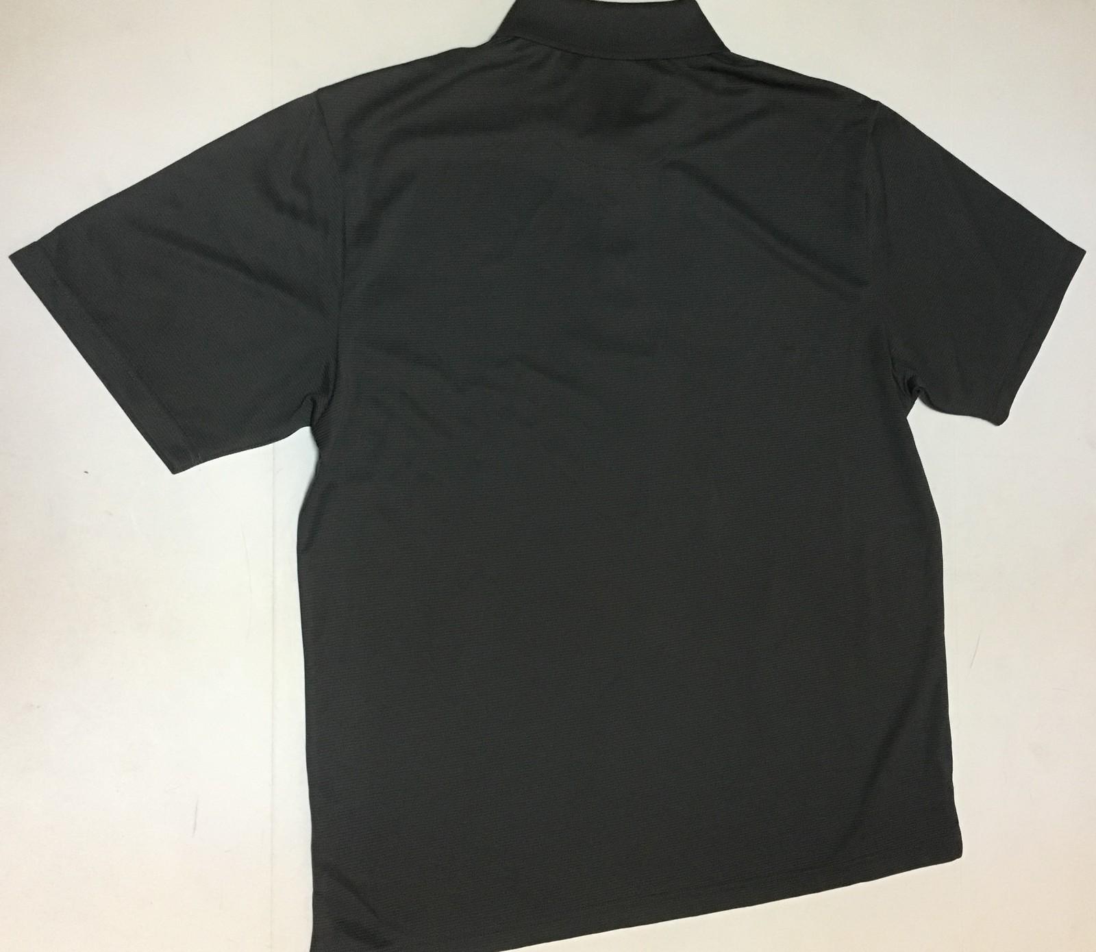 Ben Hogan Golf Performance Polo Shirt Asphalt Gray Various Sizes