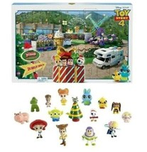 Toy Story 4 2019 Christmas Advent Calendar Mini Figure Limited Edition E... - $43.43