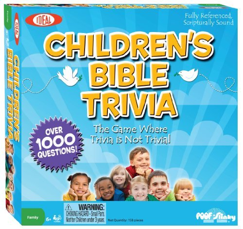Primary image for Ideal Children's Bible Trivia Game