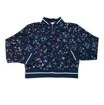 GAP Kids Girl's Navy Blue Butterflies Bomber Jacket / Outwear - Sz: Small - $19.79