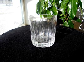 Full Crystal Double Old Fashioned Rocks Glass Unbranded - $17.82