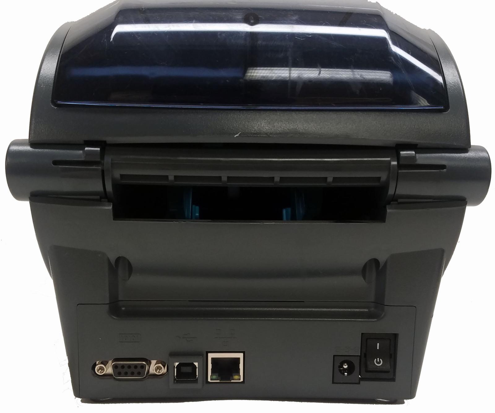 Zebra GX430t Monochrome Desktop Direct Thermal Printer 300 Dpi Resolution Bin:5