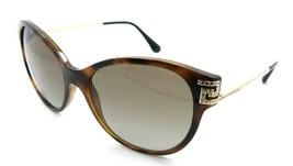 Versace Sunglasses VE 4316B 5148/13 57-17-140 Havana / Brown Gradient Italy - $131.32