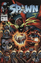 Spawn #13 FN; Image | save on shipping - details inside - $1.00