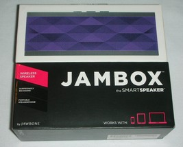 Jawbone Jambox Portable Speaker System - Purple/Graphite ... |Jawbone Speaker Purple