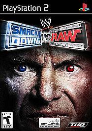 WWE SmackDown vs. Raw (Sony PlayStation 2, 2004)