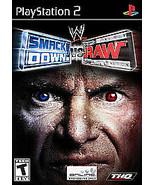 WWE SmackDown vs. Raw (Sony PlayStation 2, 2004) - $9.25