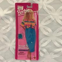 1995 Barbie Great Weekend Fashions - $13.99