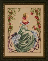 """MD93 """"Lady of the Mist"""" Mirabilia Design Chart With + MH Beads - $32.66"""