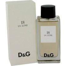 Dolce & Gabbana La Lune 18 3.3 Oz Eau De Toilette Spray image 2