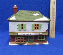 Scrooge & Marley Christmas Carol Department 56 ... - $18.80