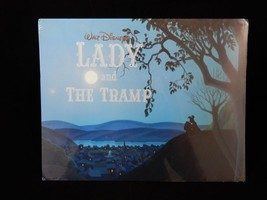Disney Store Exclusive Lithograph Portfolio ~ Lady & the Tramp SEALED - $17.99