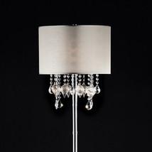 Calypso Traditional Floor Lamp - Benzara - $431.99