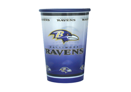 NFL CUP BALTIMORE RAVENS 2-PACK (20 OUNCE)-NLA  - (Brand New) - $8.64